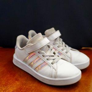 Toddler size 11 Adidas